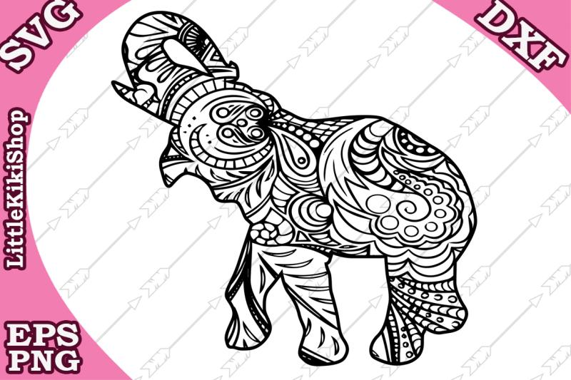zentangle-elephant-svg-mandala-elephant-svg-zentangle-animal-svg
