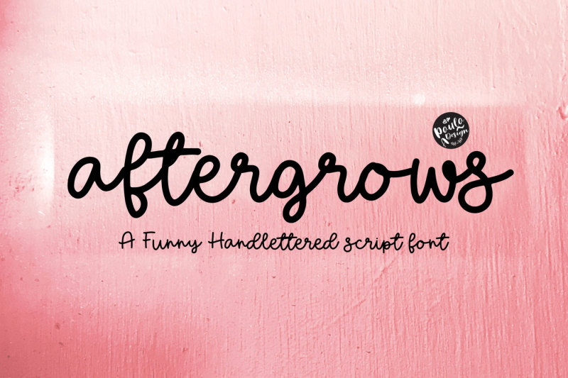 aftergrows