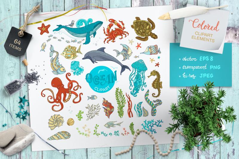 ocean-underwater-life
