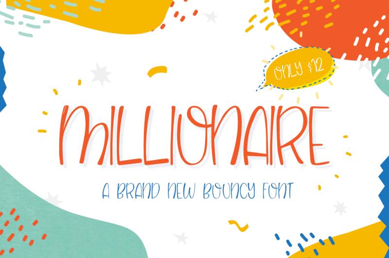 millionaire-font