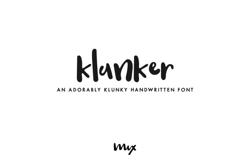 klunker