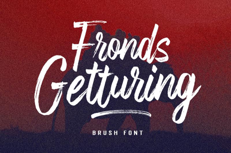 fronds-getturing
