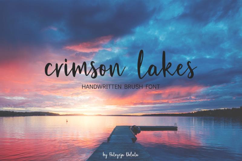 crimson-lakes
