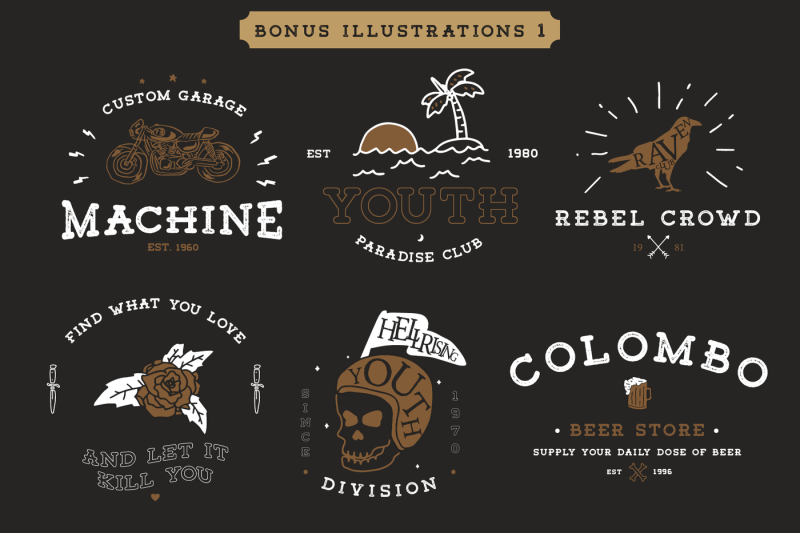 tigreal-font-family-illustrations