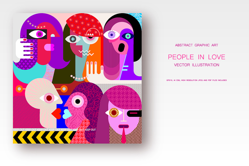 people-in-love-vector-illustration