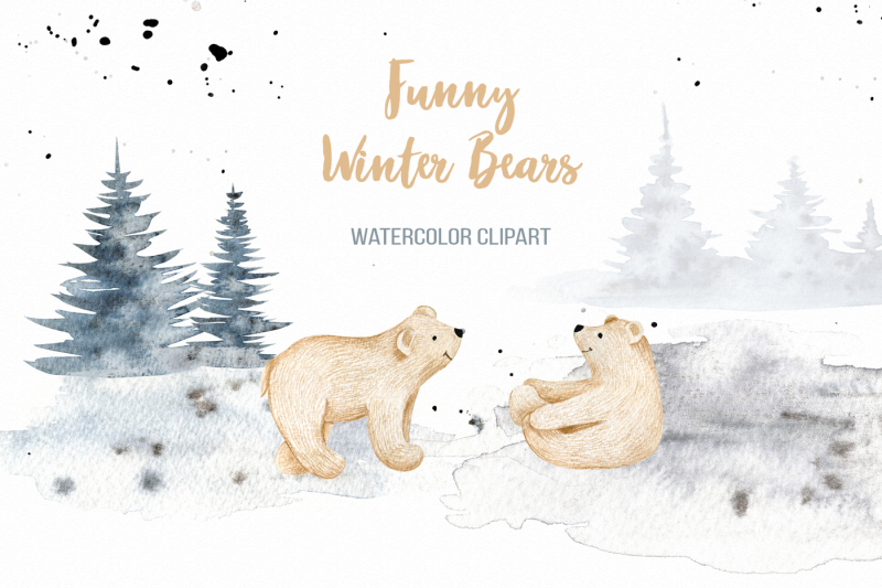 funny-winter-bears