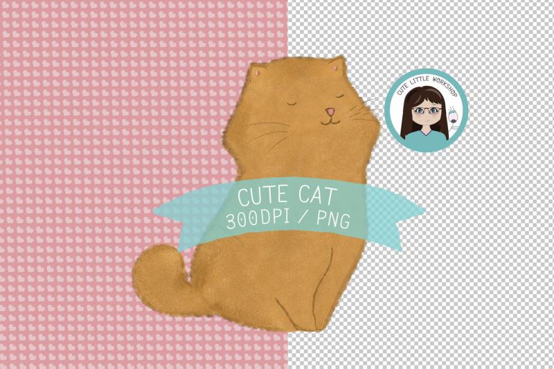 cute-cat-clipart