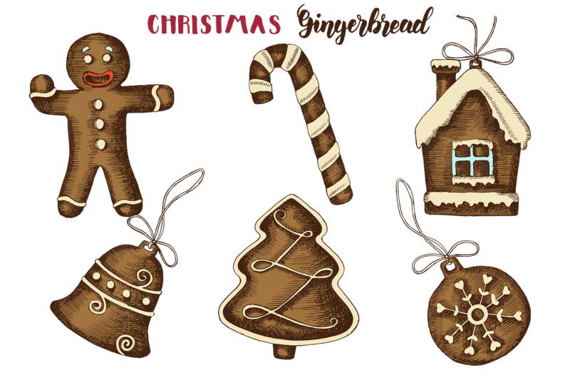 christmas-gingerbread-set