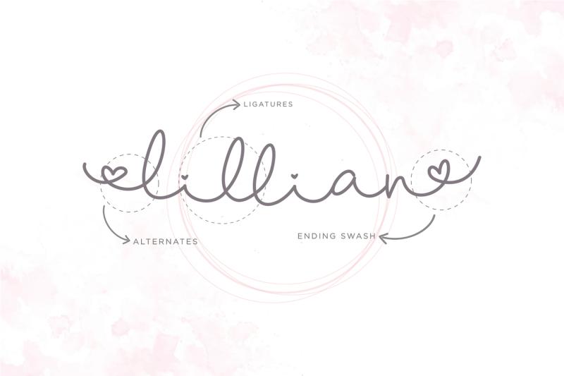lillian-script