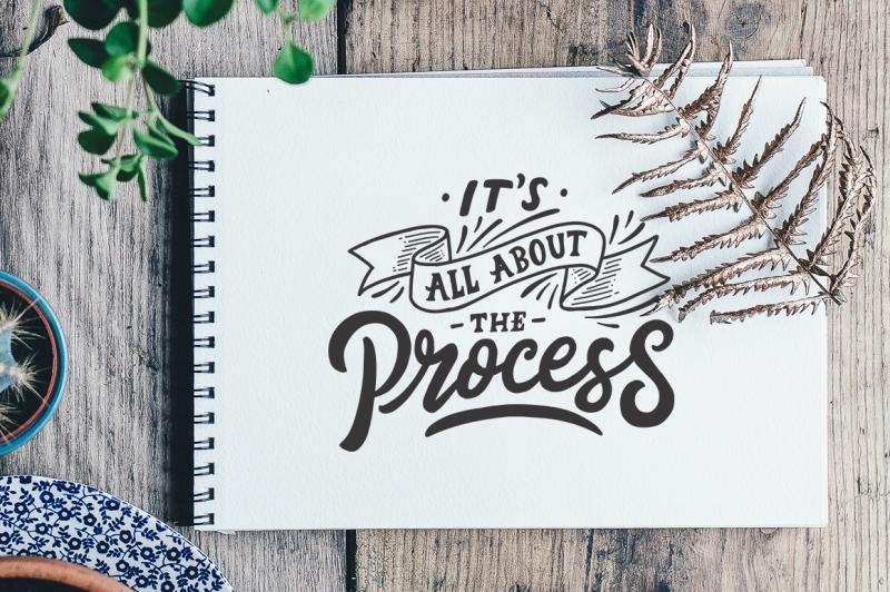 inspirational-quotes-lettering-svg-bundle