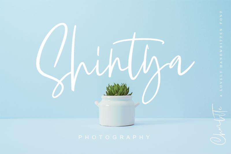 charlotte-handwritten-font