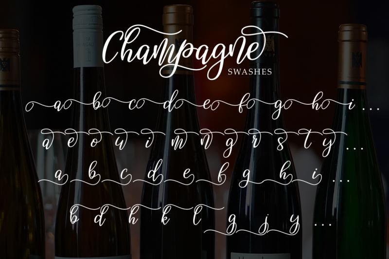 champagne-script
