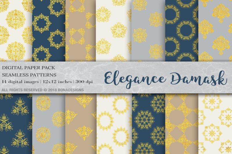 elegance-damask-digital-paper