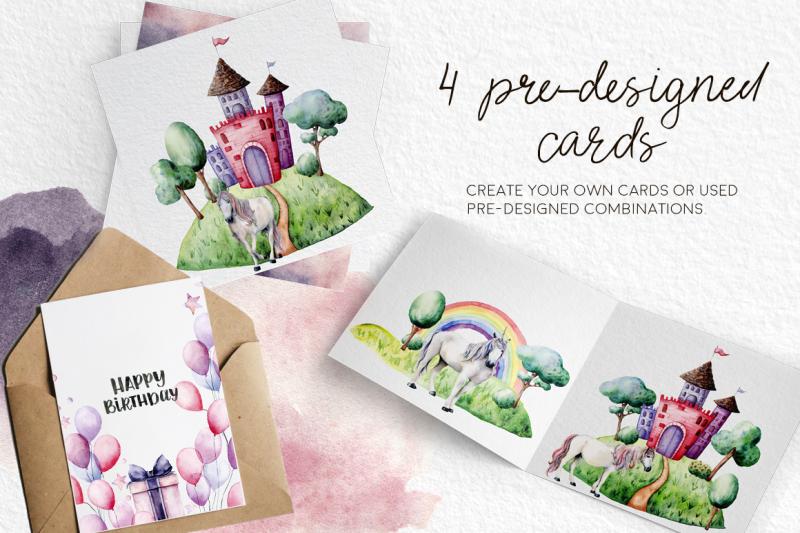 unicorns-magic-party-watercolor