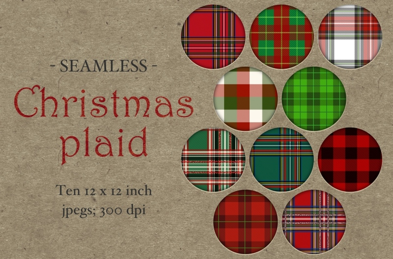 seamless-christmas-plaid
