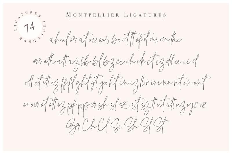 montpellier-signature-font