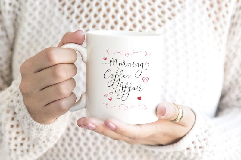 iheart-it-wedding-font
