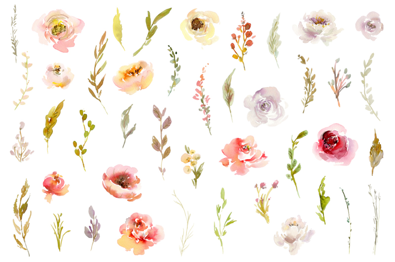 watercolor-pink-white-red-flowers-png-collection