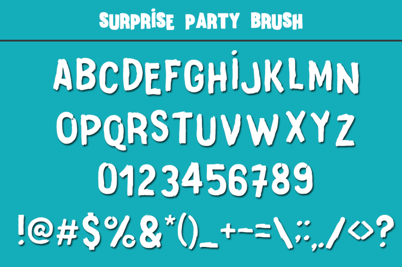 surprise-party-font-family-for-kids-birthdays-and-fun