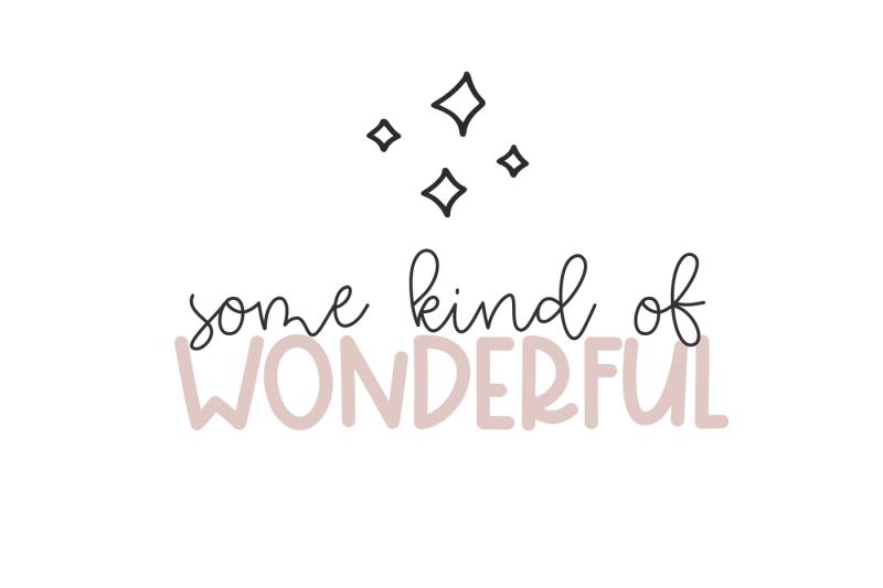 one-wish-a-handwritten-script-amp-print-font-duo