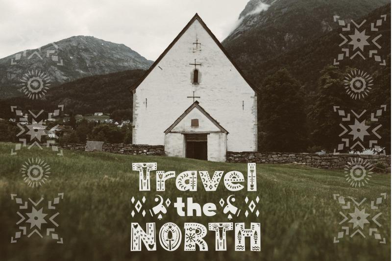 nordic-tale-folkart-font-family
