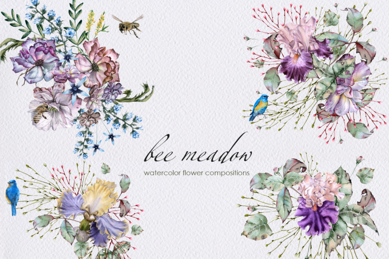 bee-meadow