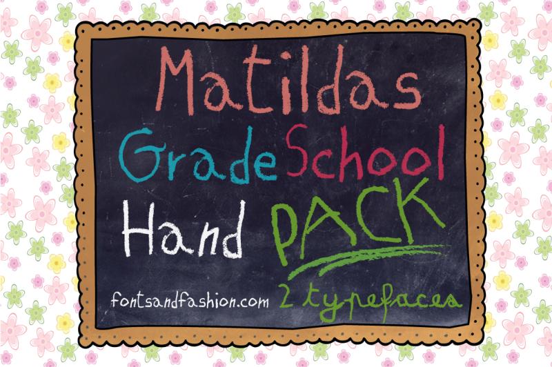 matildas-grade-school-hand-script