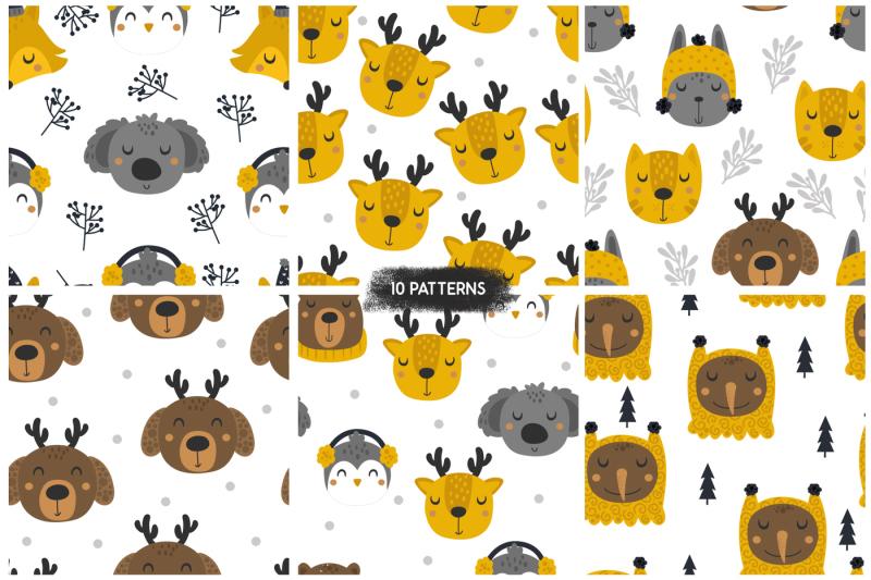 merry-christmas-cute-animals