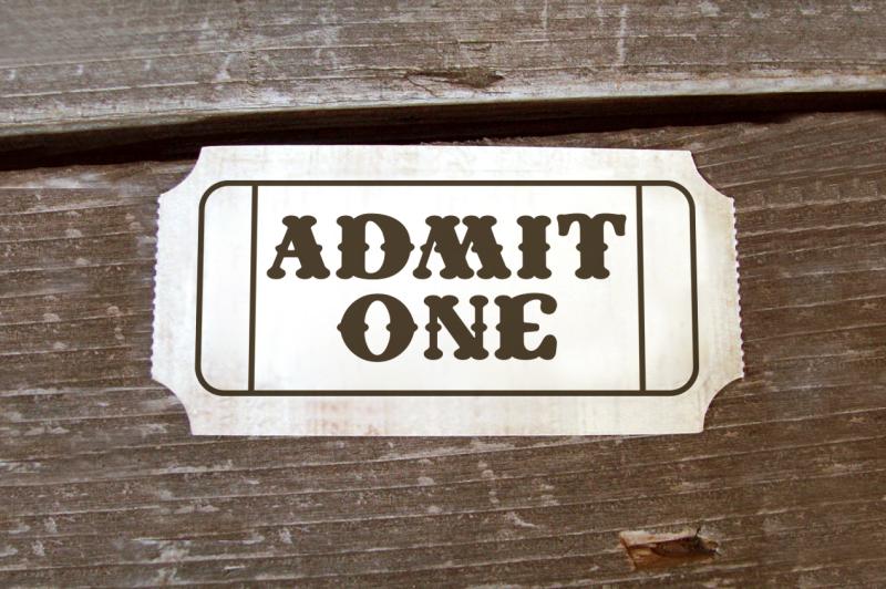 perforated blank ticket strip  u0026 print   cut tickets