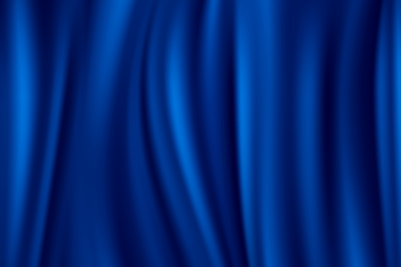 blue-silk-satin-material-wavy-luxury-vector-background