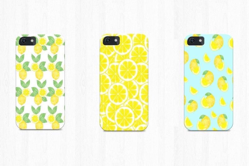 lemons-digital-paper