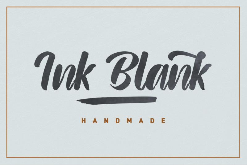 ink-blank-script