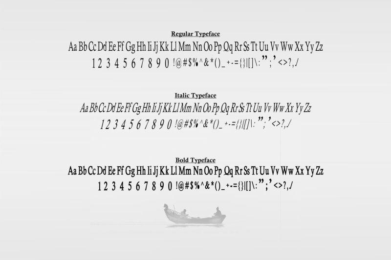 helgeul-typeface-family