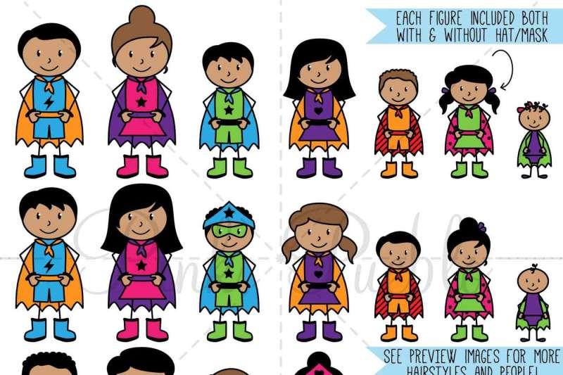 superhero-stick-figures-clipart-and-vectors