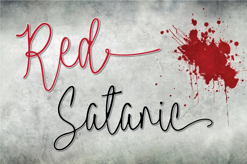 red-satanic-halloween-and-christmas