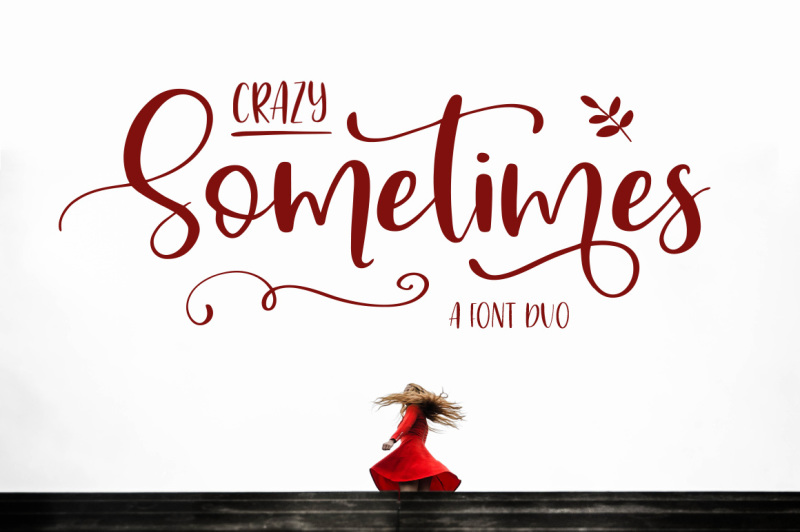 crazy-sometimes-font-duo