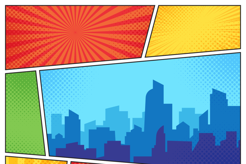 city-on-comic-page-comics-book-frames-composition-on-strip-halftone-b