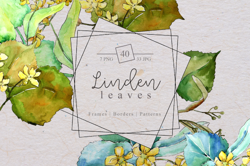 watercolor-linden-leaves-png-set-nbsp