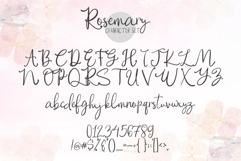rosemary-script