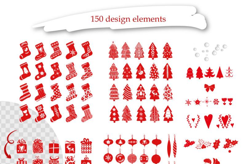 scandinavian-christmas-in-red