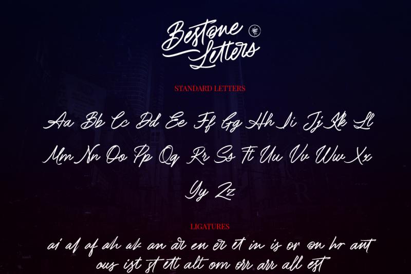 bestone-letters