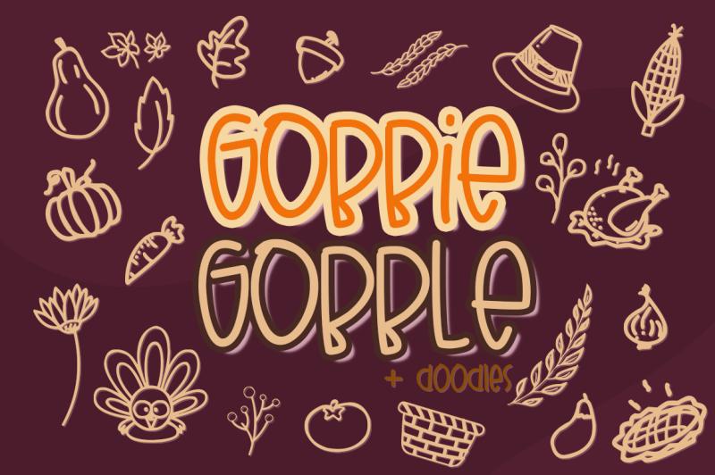 gobbie-gobble
