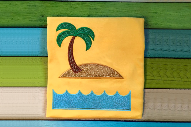 tropical-island-split-applique-embroidery