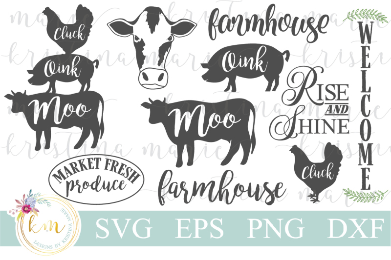 farmhouse-svg-bundle