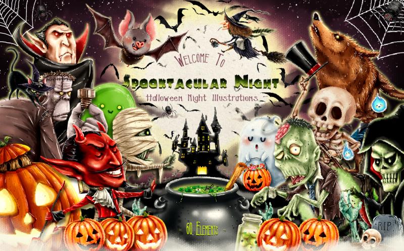 spooktacular-night