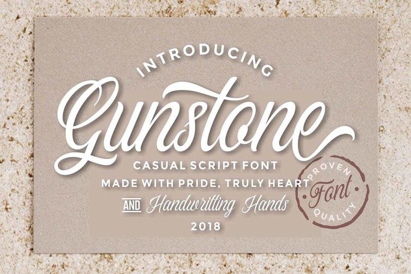 gunstone-script