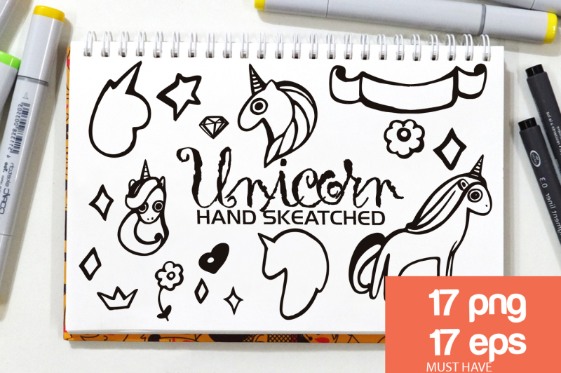 unicorn-clipart-vector-and-png