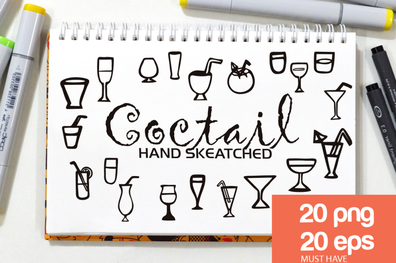 coctails-clipart-vector-and-png