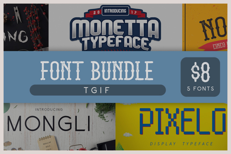 tgif-font-bundles-5-fonts