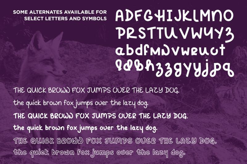 hey-fox-font-trio-bonus